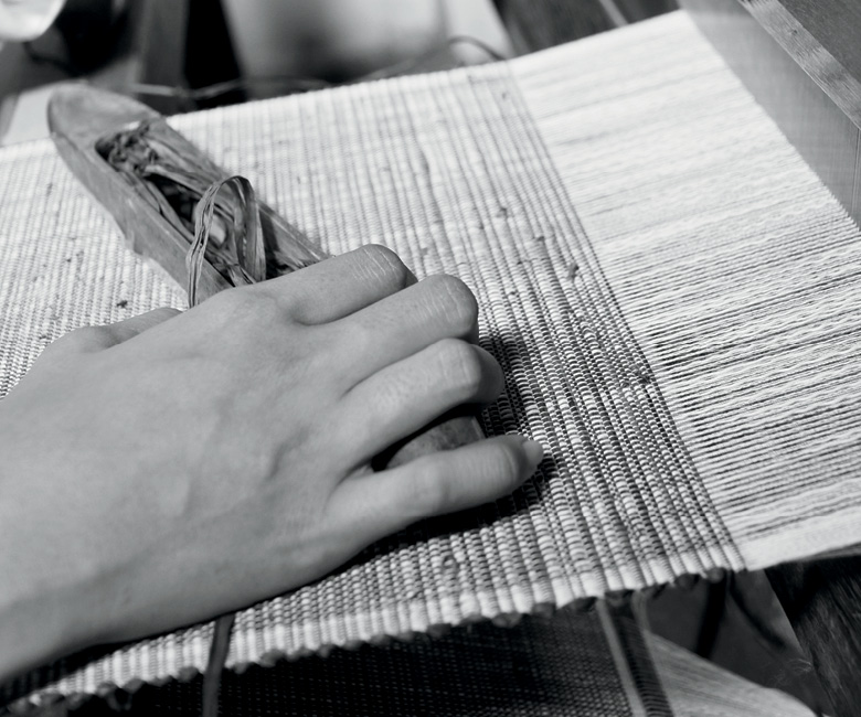 Weaving Loom Image
