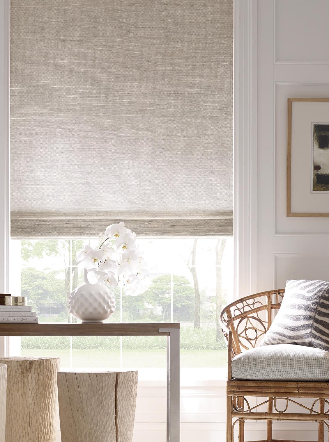 No.91w Winter Linen | Natural Accent Tables - Palecek