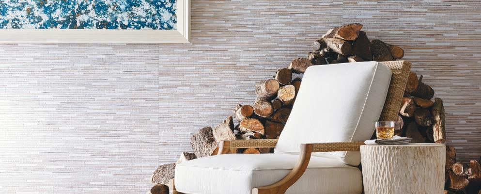 handcrafted wallcovering header