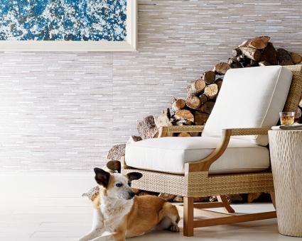 Natural Wallcovering - Seaboard