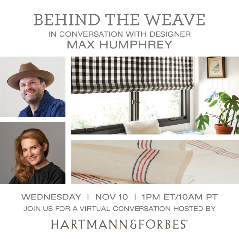 Behind the Weave with Max Humphrey