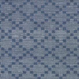 swatch LEMH504-57 quilt indigo