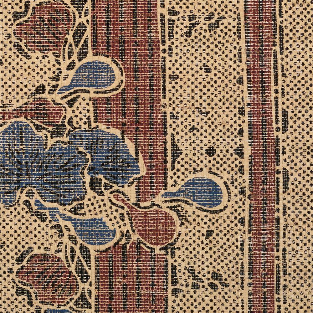 WLMS74-57 Japón Garden Red/Blue